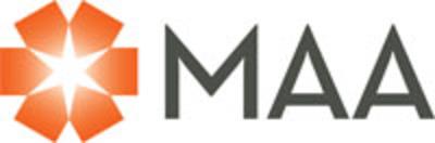 MAA logo. (PRNewsFoto/MAA) (PRNewsFoto/)