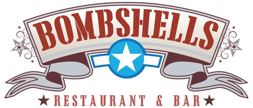 Bombshells logo.  (PRNewsFoto/Rick's Cabaret International, Inc.)