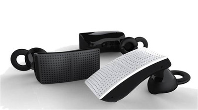 Jawbone ICON for Cisco. (PRNewsFoto/Jawbone)