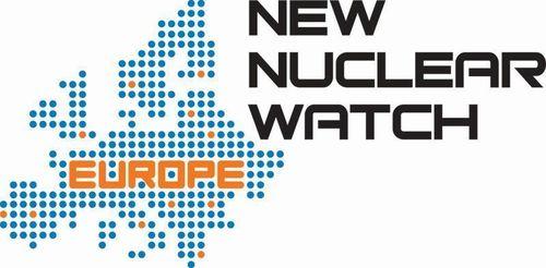 New Nuclear Watch Europe Logo (PRNewsFoto/New Nuclear Watch Europe)