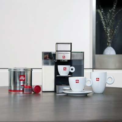 Y5 Milk Espresso and Coffee System