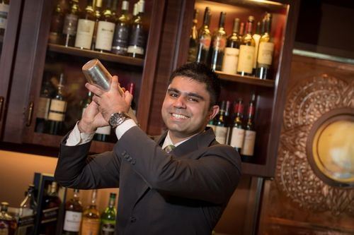Shekhar Grover, RCCL, will compete in the Global Travel semi-final of the Diageo Reserve World Class Global Travel semi-final (PRNewsFoto/Diageo Global Travel)