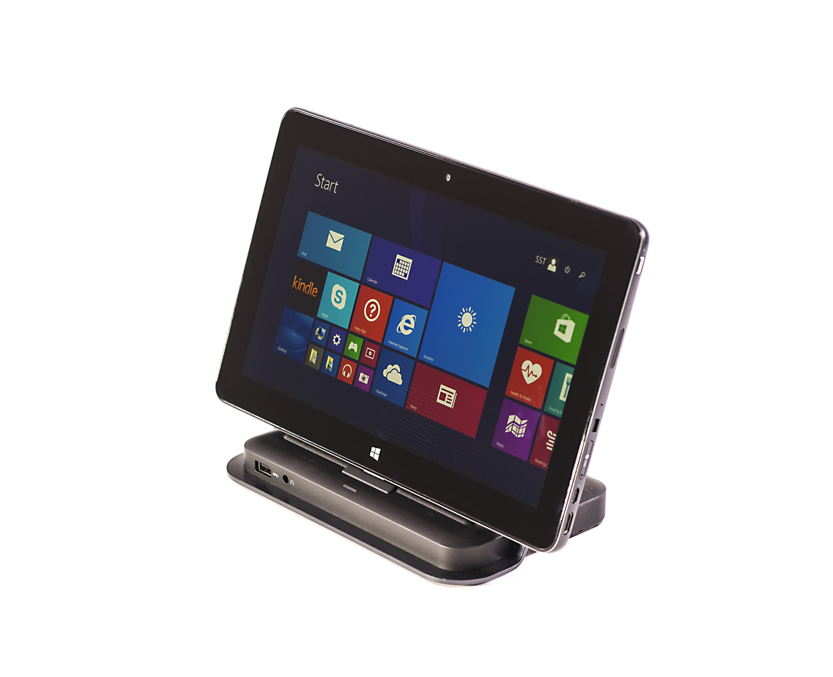 New Secure Venue Tablet has an integrated Eclypt drive giving it the ability to secure data up to Top Secret ...