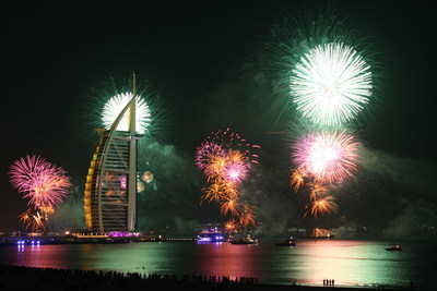 Crystal Esprit's maiden voyage offers an inclusive post- and pre-cruise New Year's Eve Extravaganza in Dubai, complete with three- or four-night accommodations at the Dubai Taj Hotel and spectacular fireworks display.