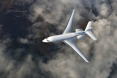 Falcon 7X and Customer Support Services to be Highlighted at CIBAS 2015 (PRNewsFoto/Dassault Aviation)