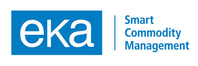 Eka is the global leader in providing Smart Commodity Management software solutions. For more information about Eka, visit www.ekaplus.com. (PRNewsFoto/Eka Software Solutions)
