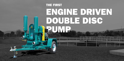 Engine Driven Double Disc Pump