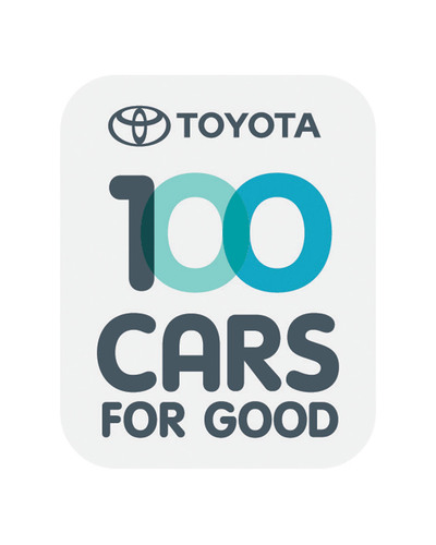 Toyota 100 Cars for Good Program Puts The Public in the Driver's Seat of a Corporate Philanthropic