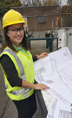 Consumers Energy engineer Karli Mayer was involved with SHPE while at the University of Michigan and is a member of the SHPE Detroit Professional Chapter.