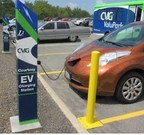 Power Post Electric Vehicle Charging Station (PRNewsFoto/Telefonix)