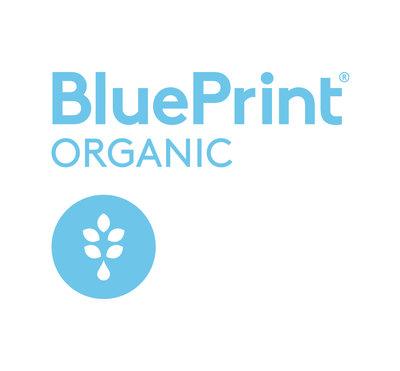 BluePrint(R) Organic Juice Drinks Logo