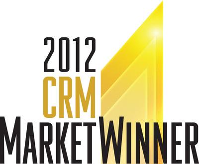 CRM Magazine's CRM Market Leaders Awards.  (PRNewsFoto/Marketo)