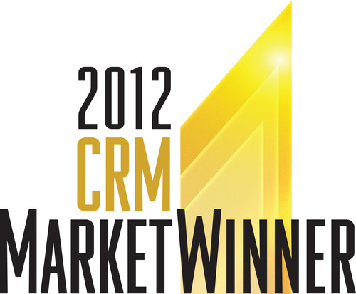CRM Magazine's CRM Market Leaders Awards.  (PRNewsFoto/Marketo)