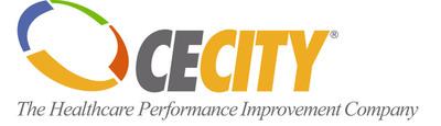 CECity The Healthcare Performance Improvement Company (PRNewsFoto/CECity)