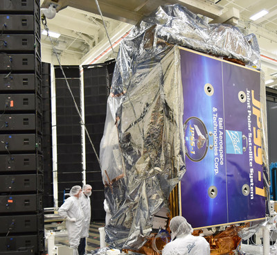 Ball Aerospace has begun environmental testing on NOAA's Joint Polar Satellite System (JPSS-1) satellite scheduled to launch in early 2017.  JPSS-1 will provide global environmental data in low Earth polar orbit to advance severe weather prediction and further weather, climate, environmental and oceanographic science.