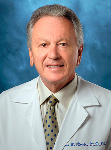 "ACMG Foundation Remembers the Late Dr. David L. Rimoin by Renaming It's Most Prestigious Award the ""ACMG Foundation David L. Rimoin Lifetime Achievement Award in Medical Genetics.""  www.acmgfoundation.org.  (PRNewsFoto/American College of Medical Genetics and Genomics)"