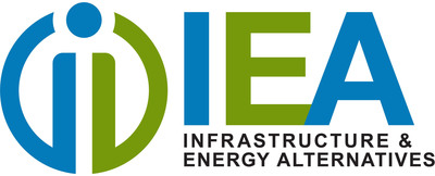 Infrastructure and Energy Alternatives logo.  (PRNewsFoto/Infrastructure and Energy Alternatives, LLC)