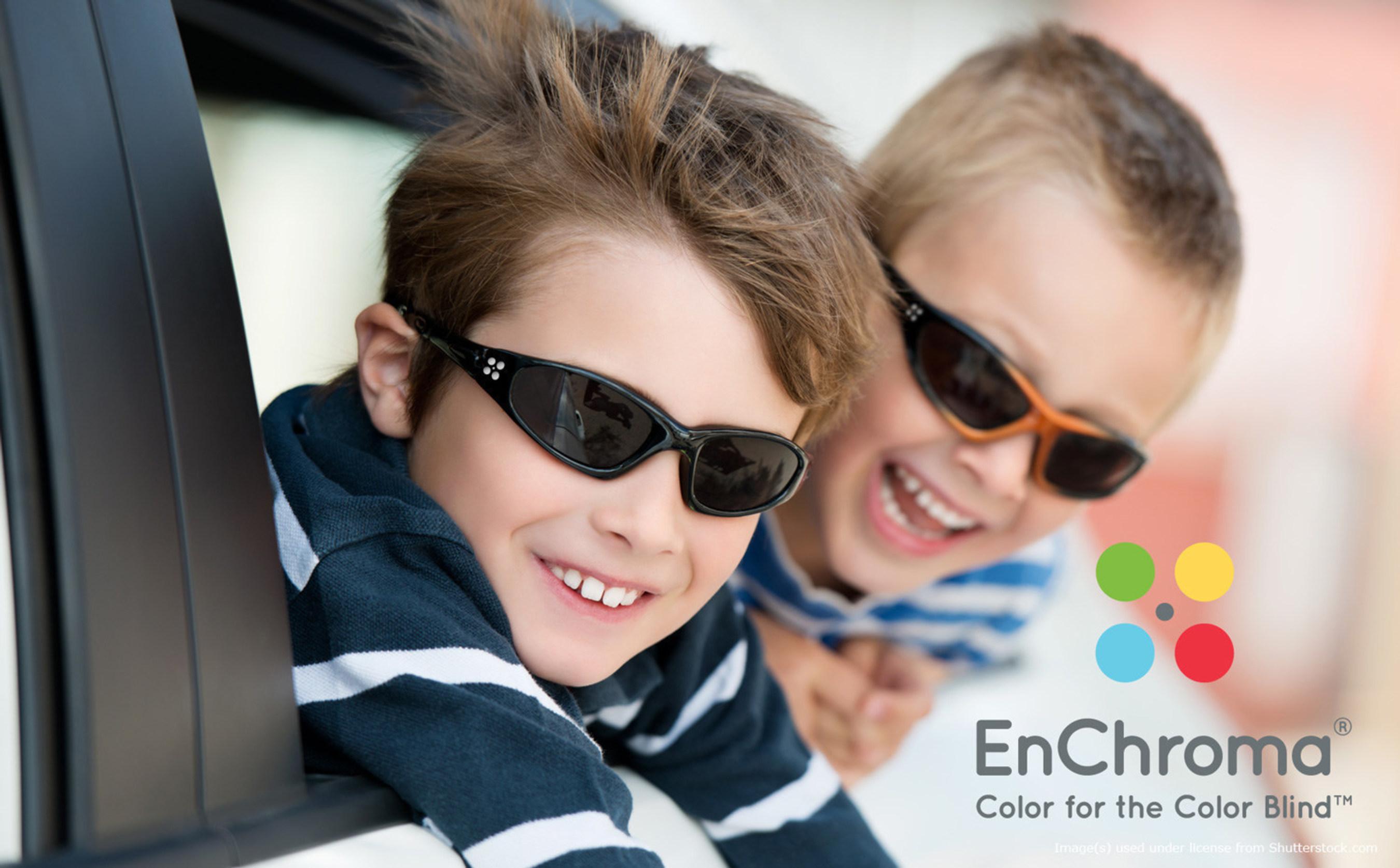 EnChroma lance des verres correcteurs contre le daltonisme destinés aux sportifs, aux enfants et