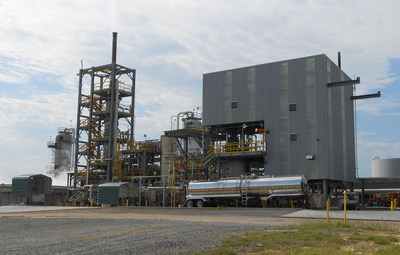 Albemarle Corporation's Bromine Recovery Unit in Magnolia, Arkansas