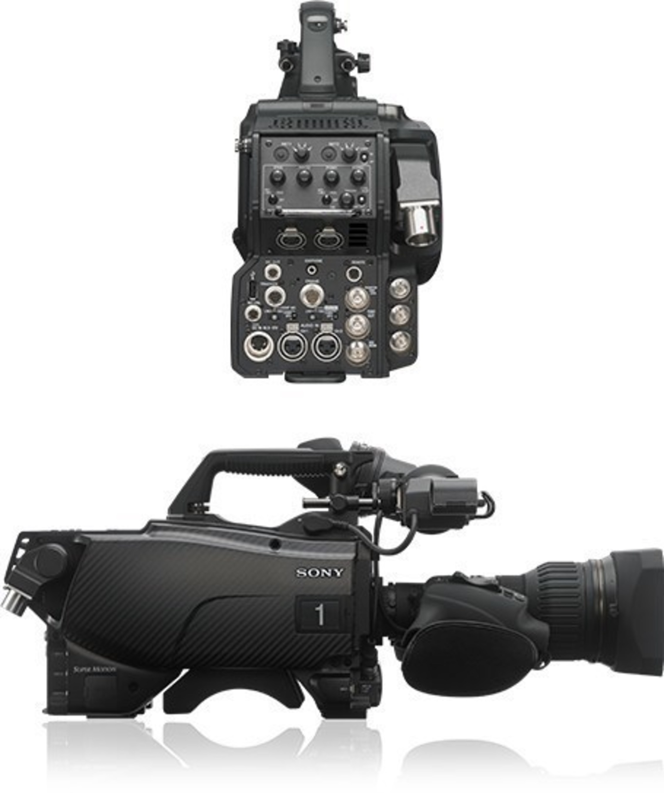 Sony HDC-4300 4K/3G-SDI HD System Cameras Used To Broadcast Men's Clay Court Championship Tournament