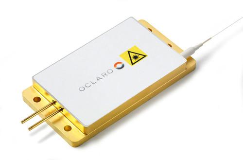 Oclaro BMU80 high power fiber-coupled laser diode pump.  (PRNewsFoto/Oclaro, Inc.)