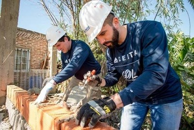 Delta Habitat for Humanity Global Build