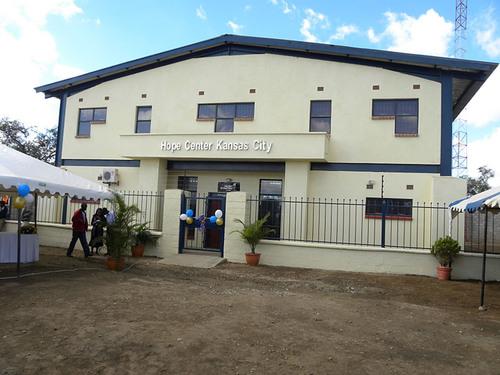 Children International Inaugurates New Center to Help Poor Children in Zambia