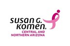 Komen CAN AZ 22nd Annual Phoenix Race For The Cure (PRNewsFoto/Susan G. Komen Central and North)
