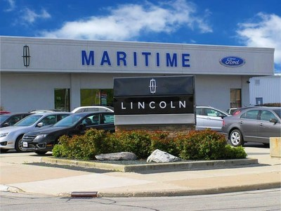 Maritime Ford's website is a useful car shopping tool for customers (PRNewsFoto/Maritime Ford)