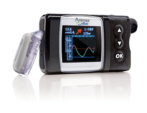 Animas® Vibe(TM) Insulin Pump with Latest Dexcom CGM Technology Now Available in Canada[1]