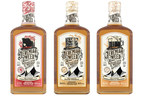 The makers of Jeremiah Weed unveil a new line of American whiskies blended with hand-selected secret spices and natural flavors. The releases include: Jeremiah Weed Spiced Whiskey, Jeremiah Weed Cinnamon Whiskey and Jeremiah Weed Sarsaparilla Whiskey.