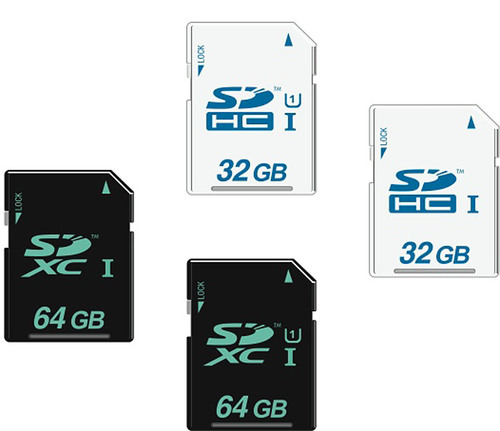 SD Association Defines New High-Speed Performance Options for SDXC and SDHC Memory Cards and