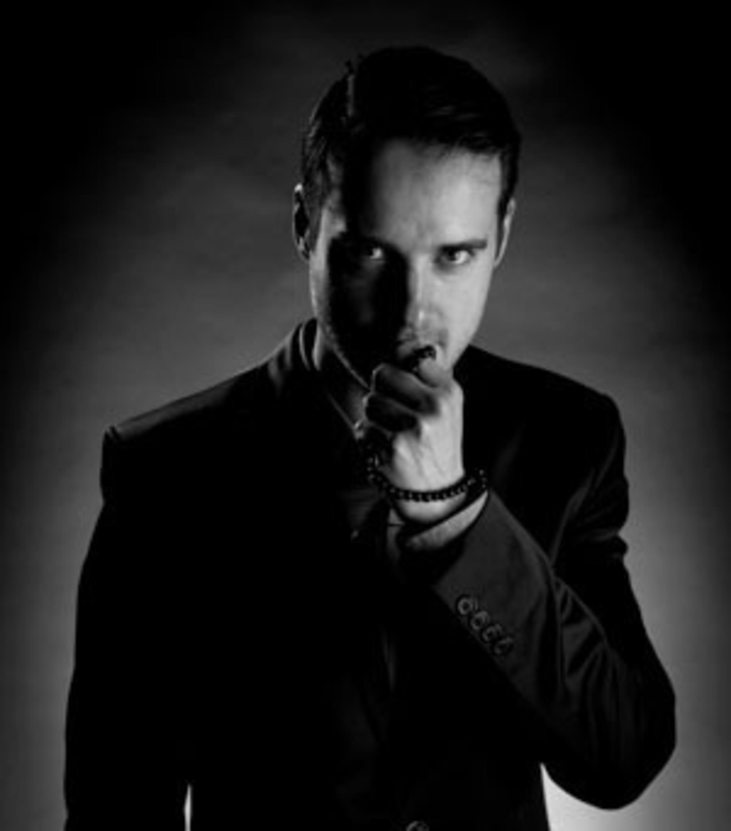 Author Rasmus Lindgren.  (PRNewsFoto/Rasmus Lindgren)