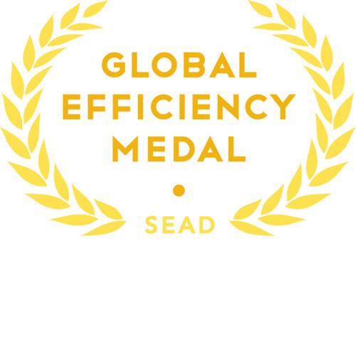 SEAD Global Energy Efficiency Medal.  (PRNewsFoto/SEAD)