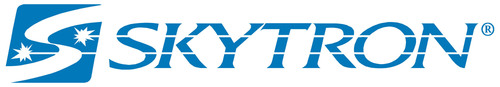 Skytron logo.  (PRNewsFoto/Skytron)