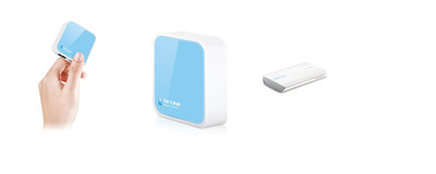 TP-LINK Introduces the World's Smallest Router.  (PRNewsFoto/TP-LINK)