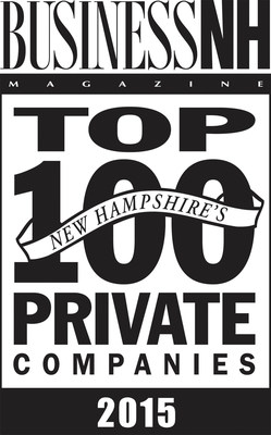 Emerson Ecologics Recognized Among the Top 100 Private Companies in New Hampshire