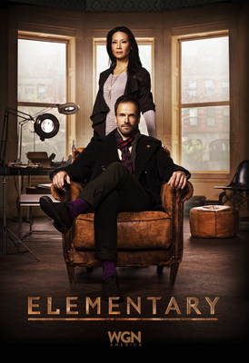 Elementary and Person of Interest Premiere August 31 at 7pm ET on WGN America.