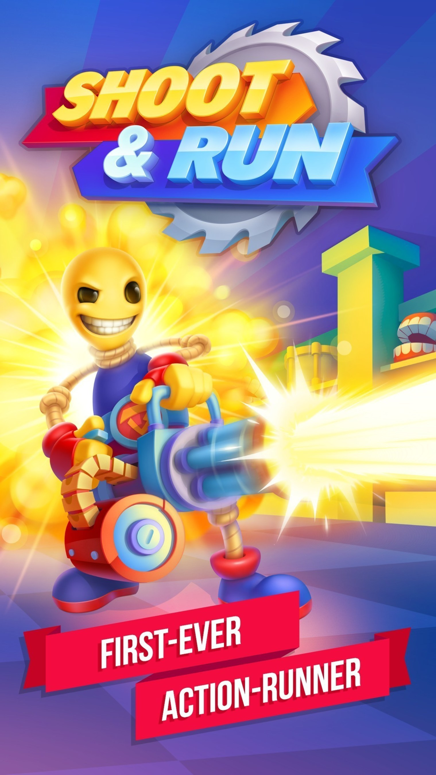 iDreamSky announced today that the company is going to publish a brand new title, Buddyman: Shoot and Run, the ...