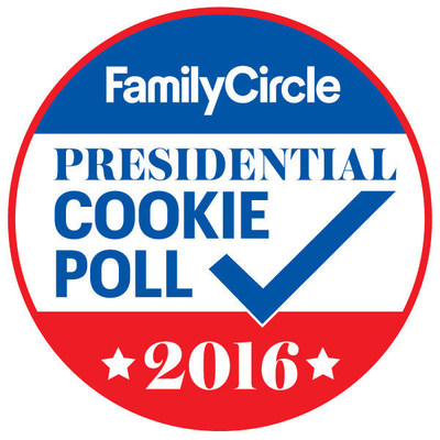 Family Circle Presidential Cookie Poll 2016