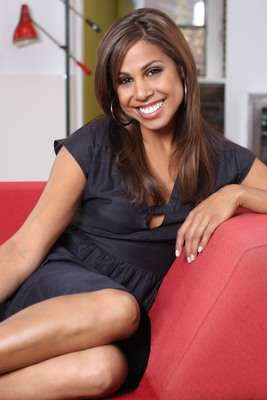 HGTV Designer Taniya Nayak, host of House Hunters on Vacation, launches her first, exclusive line of lighting with Wayfair.com, the No. 2 e-retailer of home goods.  (PRNewsFoto/Wayfair.com)
