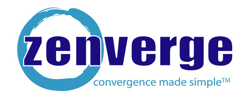 Zenverge, Inc. logo. (PRNewsFoto/Zenverge, Inc.) (PRNewsFoto/ZENVERGE, INC.)