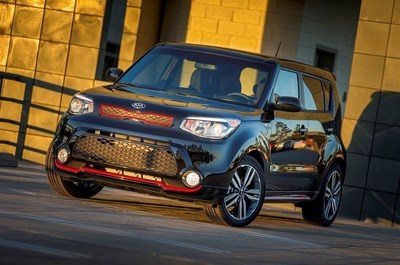 kia soul wins active lifestyle vehicle of the year award. Black Bedroom Furniture Sets. Home Design Ideas