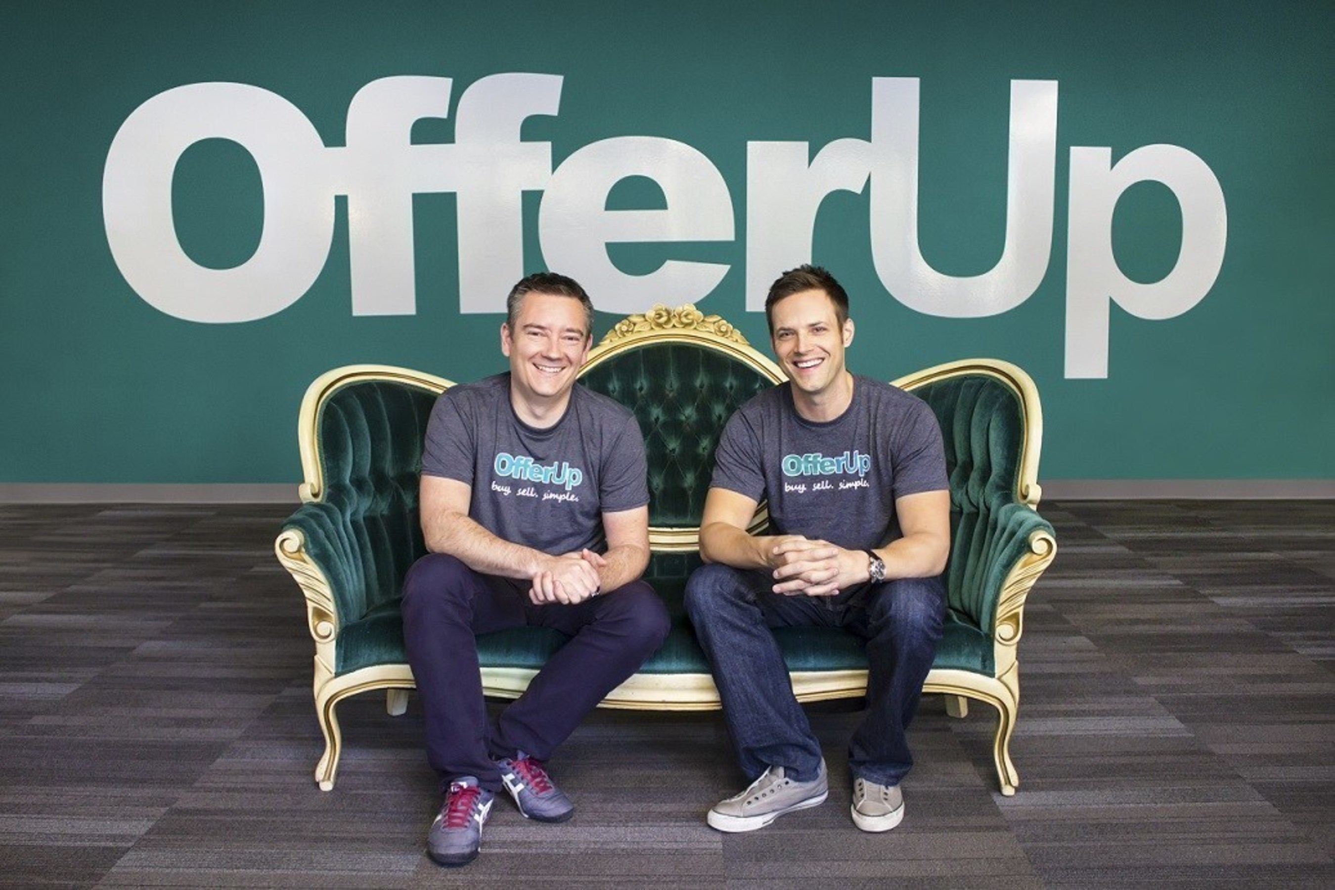 OfferUp Emerges from Stealth as the Largest Mobile Marketplace for Local Buyers and Sellers