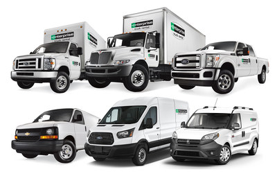 The first Enterprise Truck Rental location in Montana offers a variety of box trucks, cargo vans and tow-capable pickup trucks for rent.