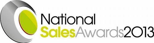 The National Sales Awards logo (PRNewsFoto/The National Sales Awards)