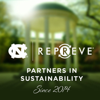 UNC Athletics and REPREVE continue to expand sustainability across campus