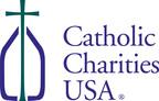 Catholic Charities USA(R) logo. (PRNewsFoto/Catholic Charities USA(R))