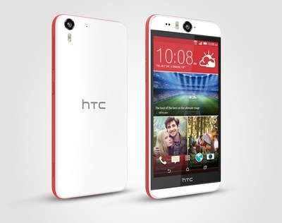 HTC Desire EYE, features one of the best front-facing cameras available on the market today. (PRNewsFoto/HTC)
