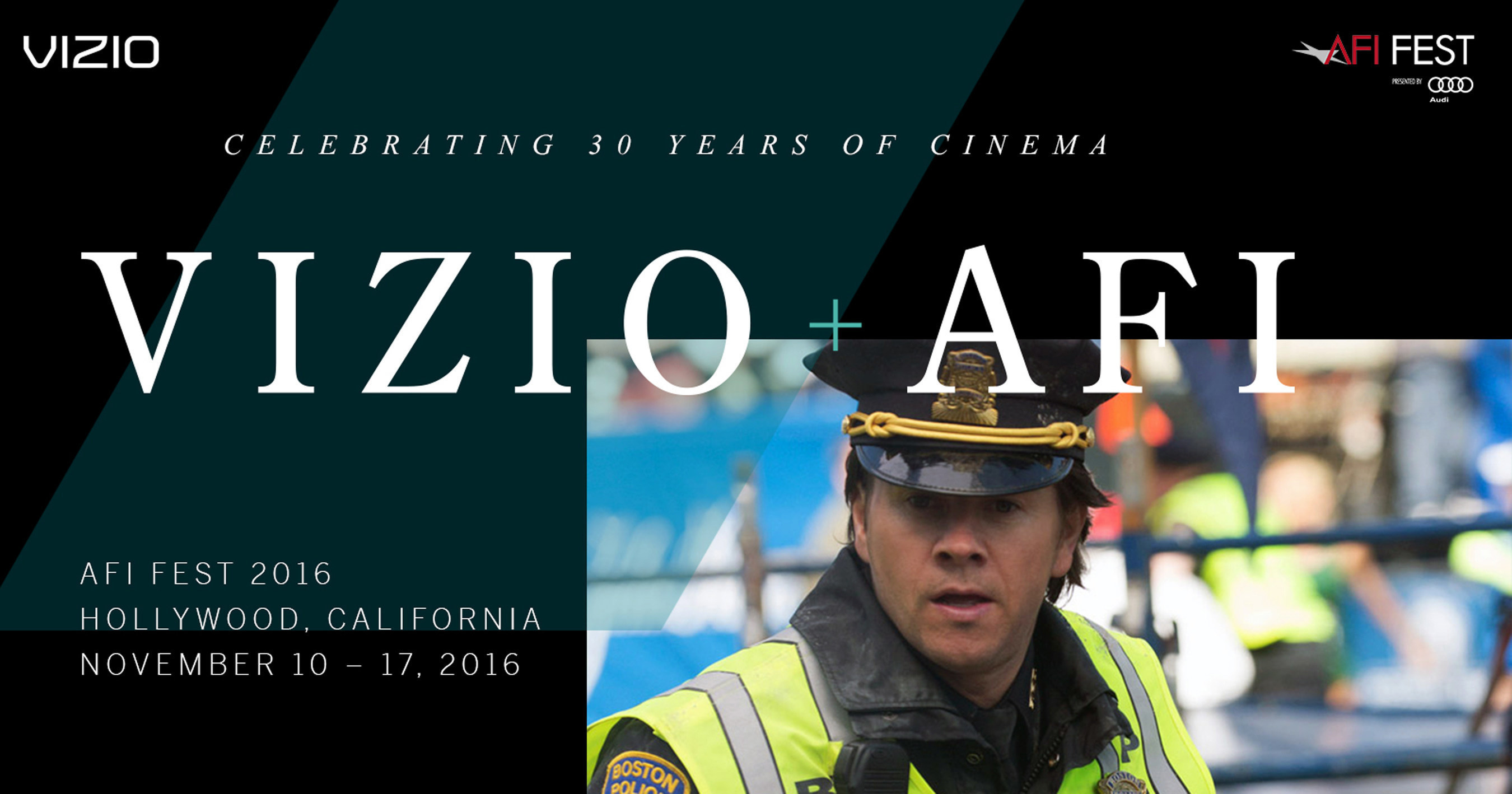 VIZIO and the American Film Institute Collaborate to Showcase the Intersection of Art and Technology at AFI FEST 2016